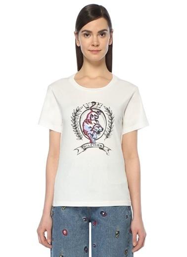 Th Collection Tişört Beyaz